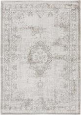 biały dywan klasyczny Salt & Pepper 8383