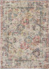 kolorowy dywan vintage - Janissery 8712