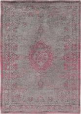 różowo szary dywan klasyczny - Pink Flash 8261