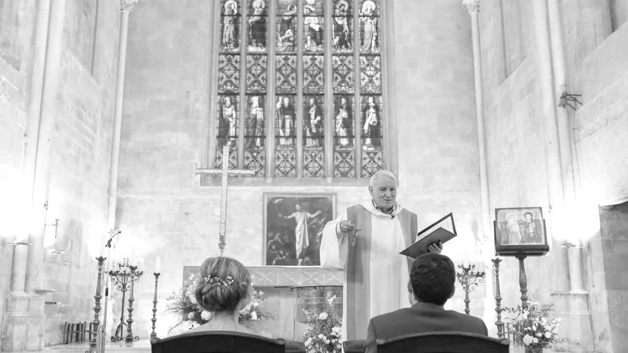 Mariage Eglise Saint Jean de Malte Aix en provence My Green Event
