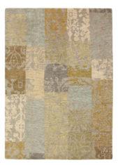 beżowy dywan patchworkowy Yara Patchwork 194001