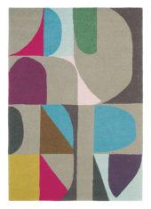 kolorowy dywan geometryczny Estella Harmony 88605