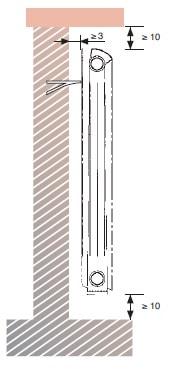 монтаж на радиатори