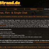 Flirt-Strand.de - Singlebörse, Flirt- & Single Chat