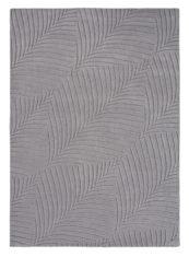 szary dywan geometryczny Folia Grey 38305