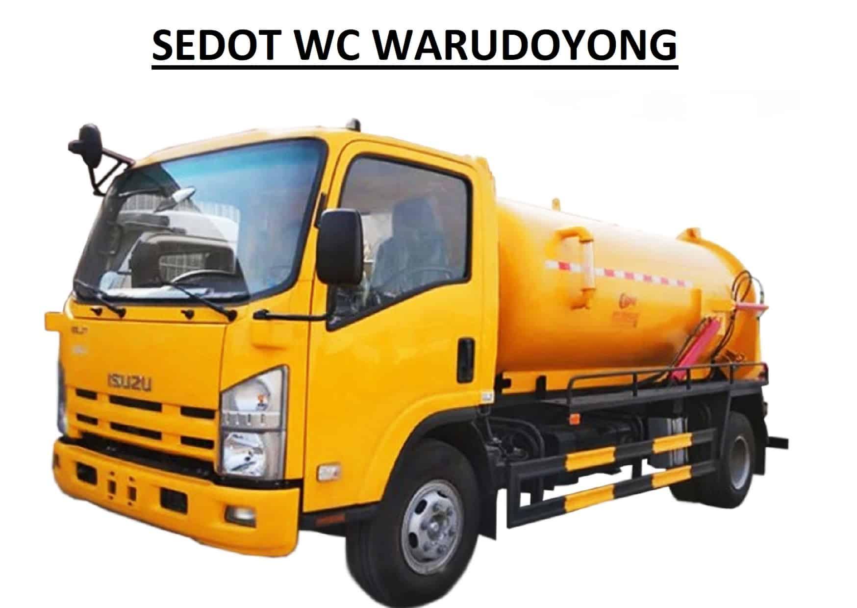 Sedot WC Warudoyong