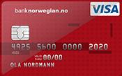 Bank Norwegian kredittkort