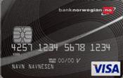 Norwegian-kortet kredittkort