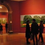 Die Karriere von David Hockney: So viel mehr als unverschämt gute Laune