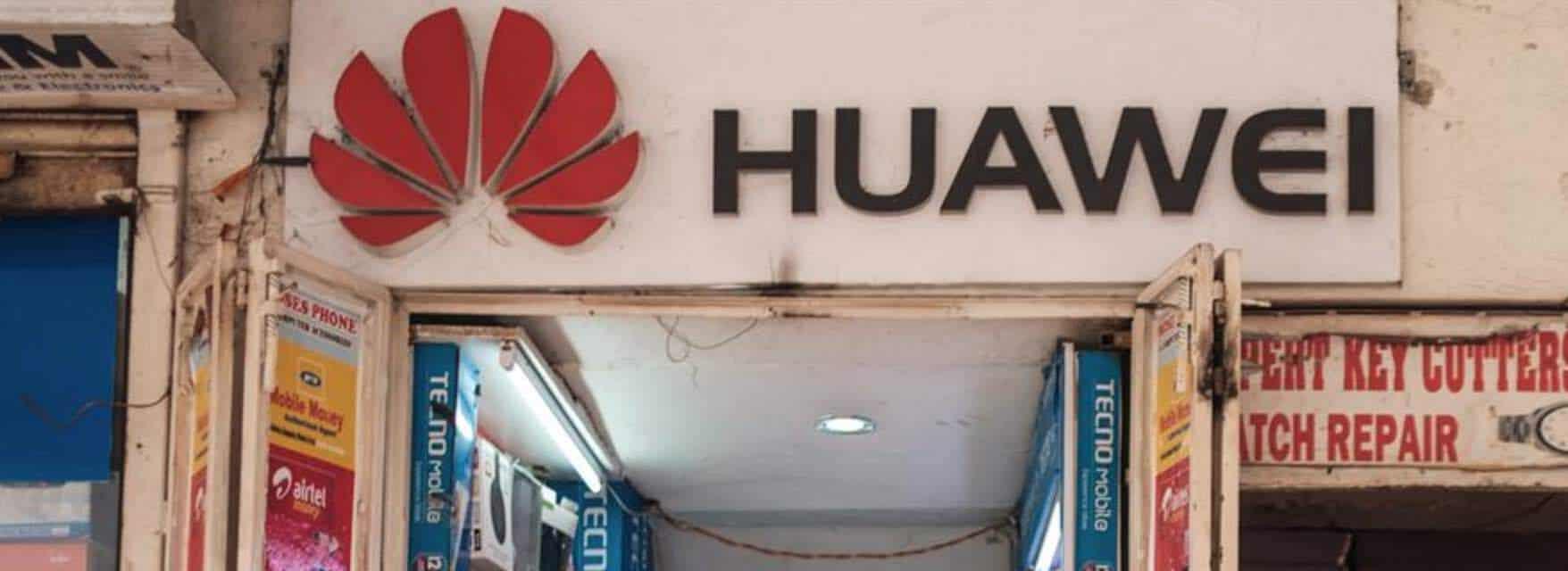 Balding získal 25 000 životopisů náležících zaměstnancům Huawei