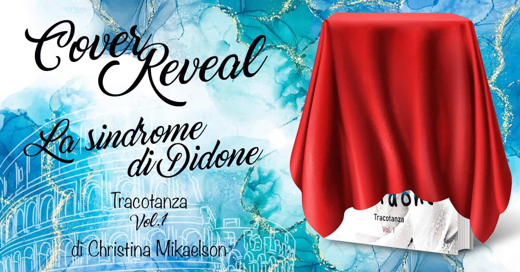 cover reveal Christina Mikaelson la sindrome di didone
