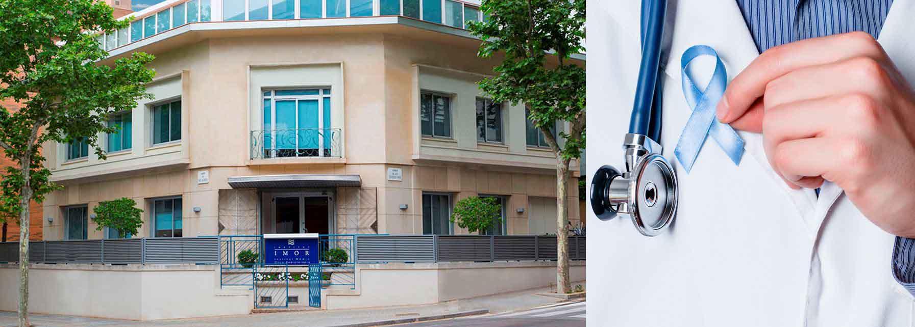 مستشفى IMOR للأورام (إسبانيا). العلاج الإشعاعي، العلاج الإشعاعي الموضعي. سرطان الثدي، سرطان البروستاتا.