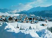 Serfaus skidorp