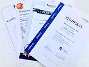 Seo Zertifikate