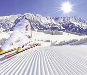 Skiwelt-Wilder-Kaiser-Brixental skigebied