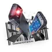 Panasonic FZ-F1 fully Rugged Handheld and barcode scanner
