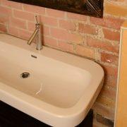 Waschbecken, Waschtisch, Becken, Armaturen