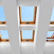 Himmel, Haus, Dach, Design