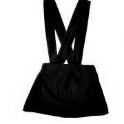 Suspender rokje zwart