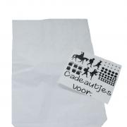 Sinterklaas paperbag DIY