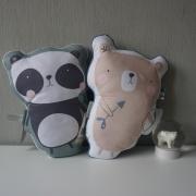 Little Dutch panda kussen