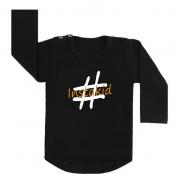 instakid shirt zwart