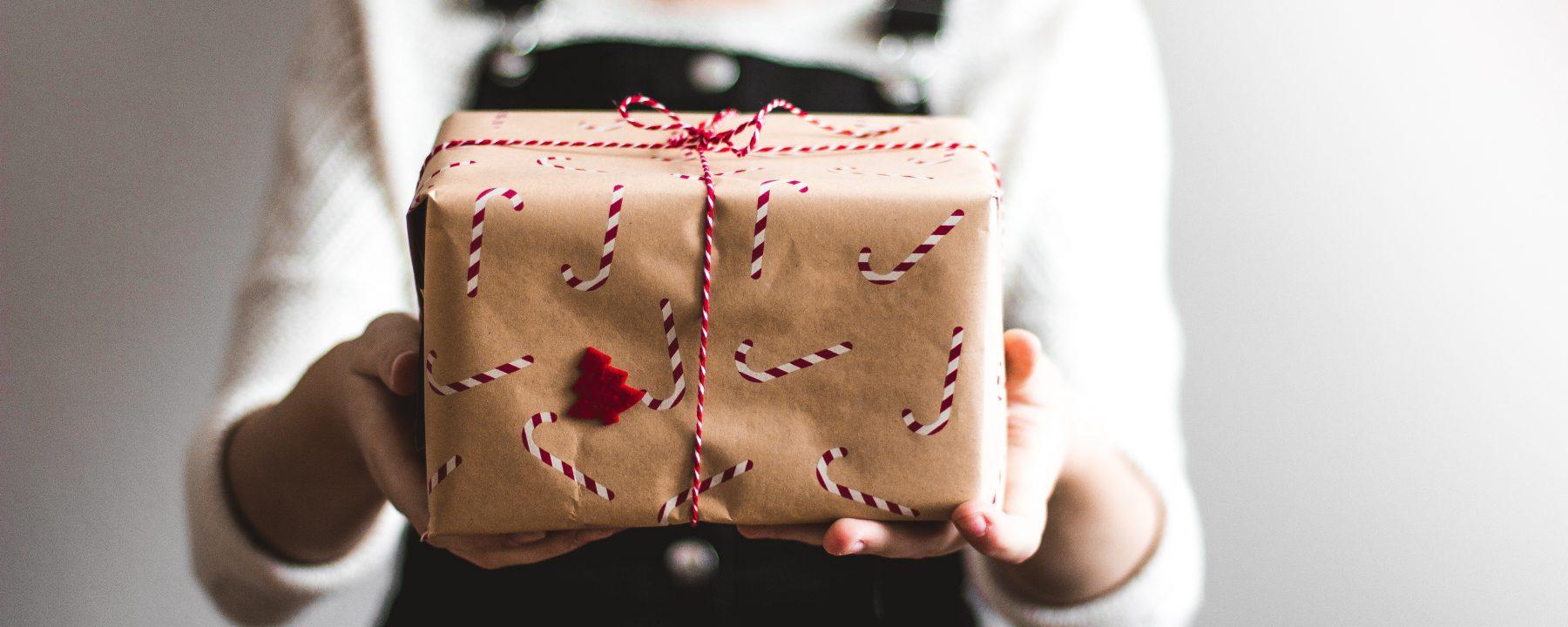 Man kan købe en ged i julegave og støtte Folkekirken Nødhjælp
