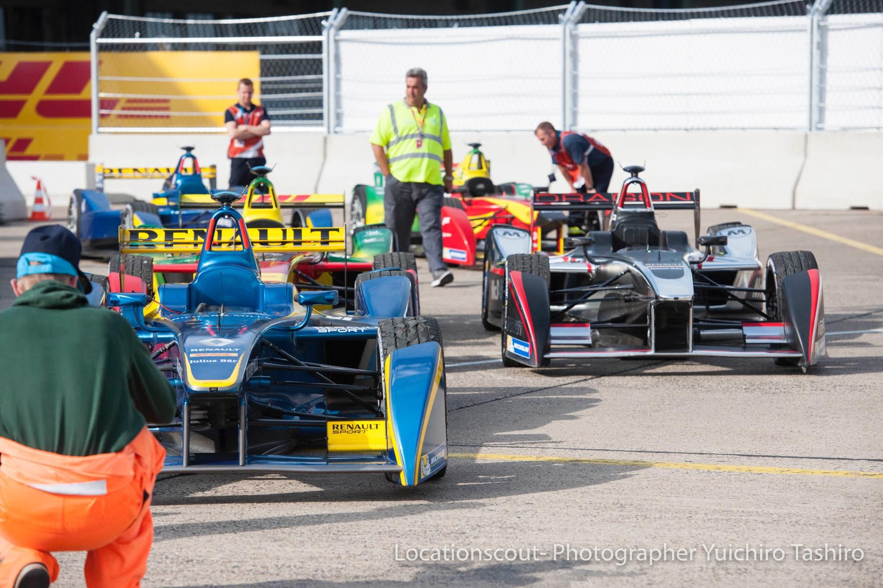 FIA Formula E Championship_フォーミュラEレース