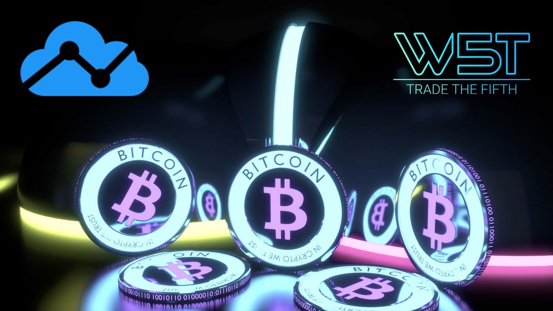 image of BTCUSD TradingView Header
