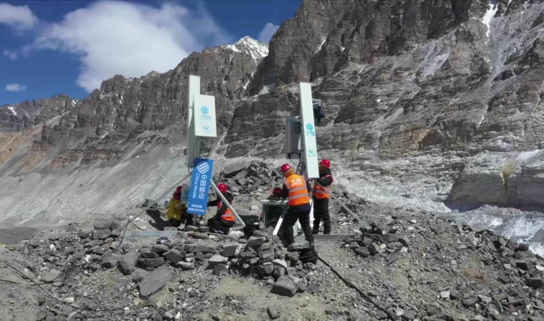 5G Mount Everest