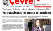 ÇEVRE GAZETEMİZİN 324. SAYISI SİZLERLE