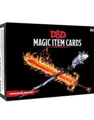 Spellbook Cards Magical Items Dungeons and Dragons