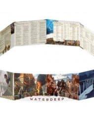 Waterdeep Dragon Heist Dungeon's Master's Screen