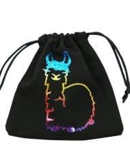 Dice Bag Fabulous Llama Dice Bag Q-Workshop