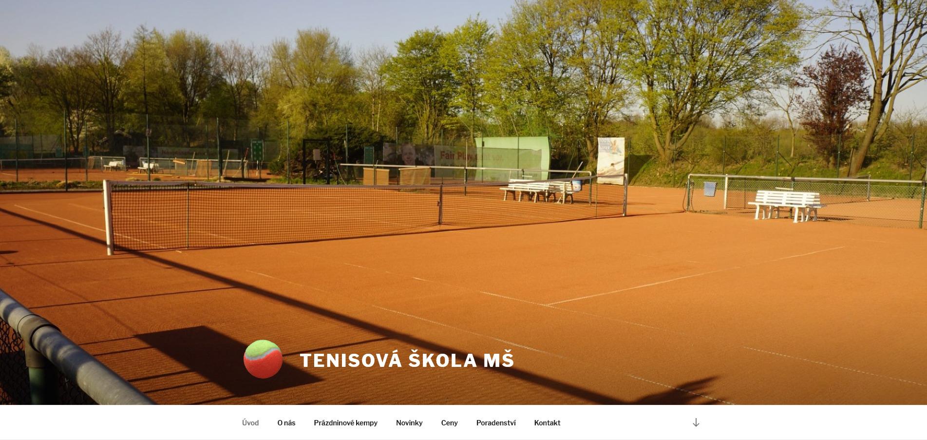 Tenisová škola MŠ