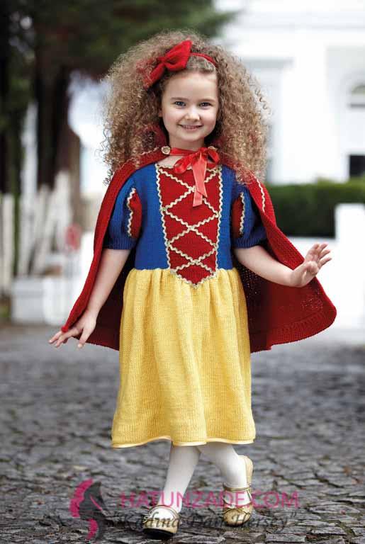 Örümcek Kız Kıyafeti Nasıl Yapılır?