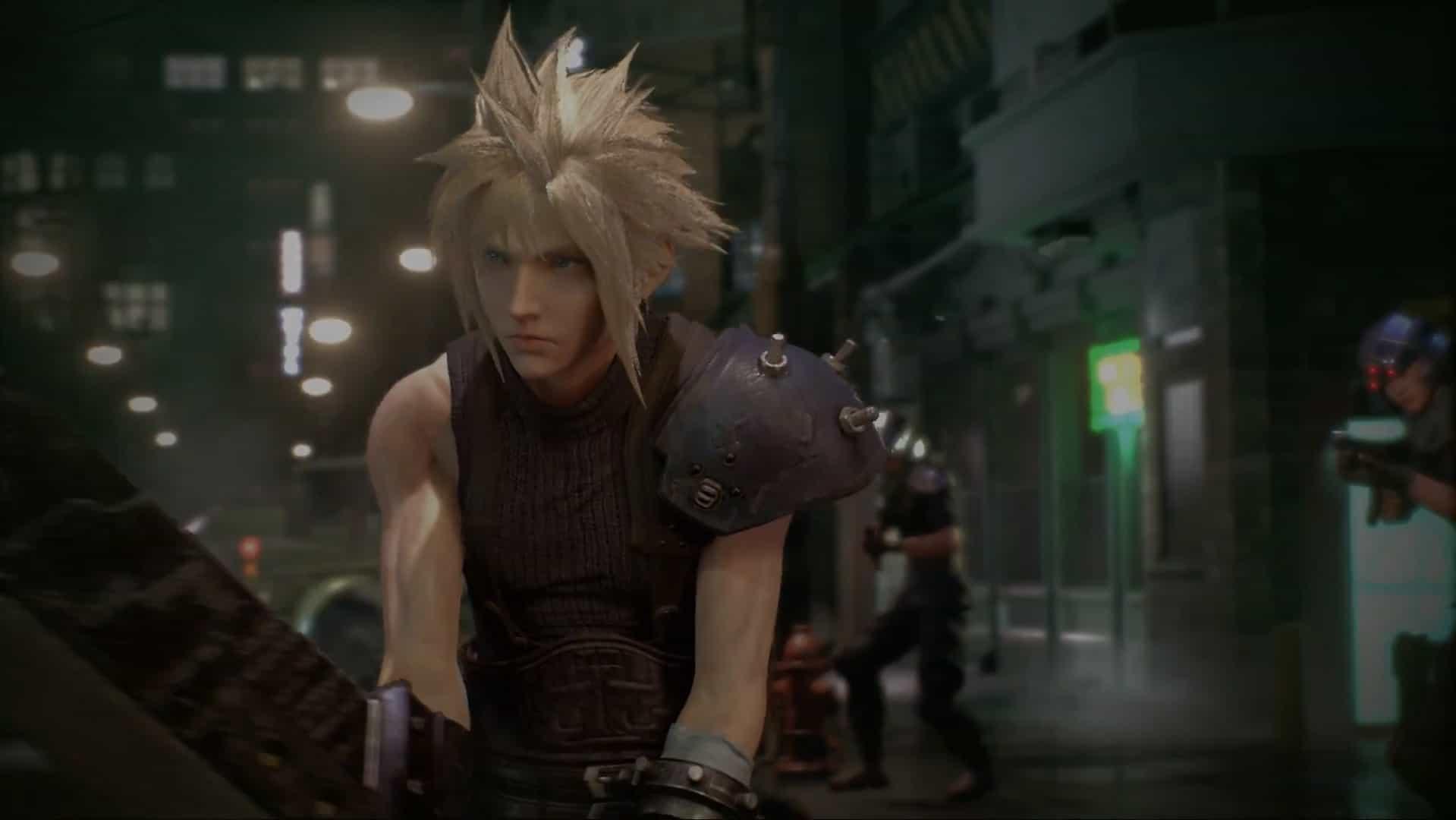 Final Fantasy COVID-19