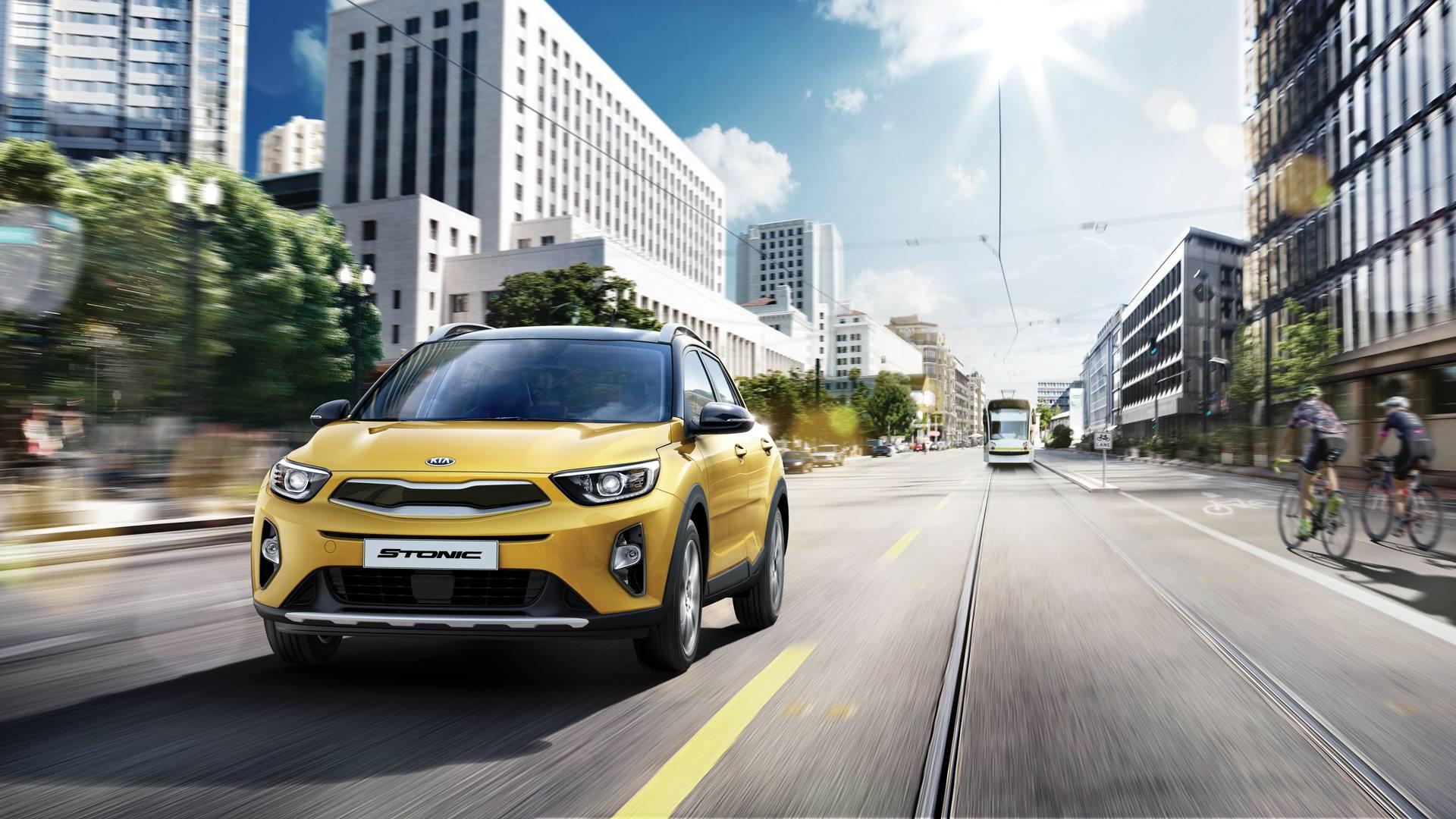 Auto Bauer Kia Stonic - ein Auto für alle Lebenslagen