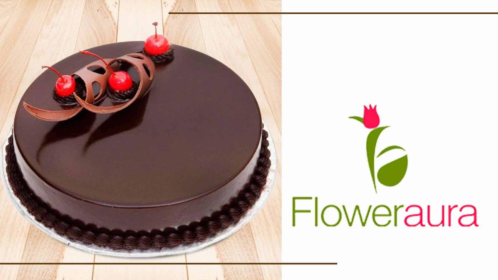 floweraura- online cake