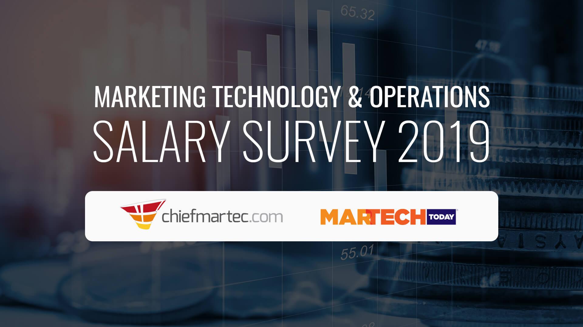 Marketing salary survey 2019: A global snapshot