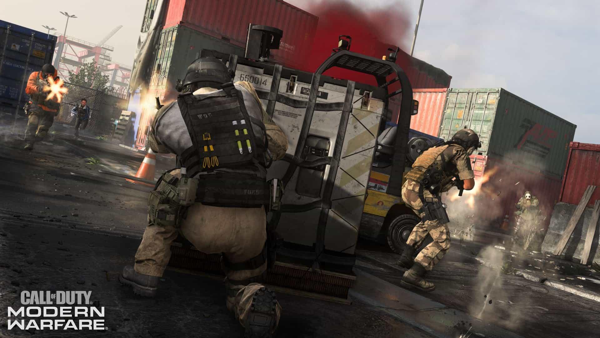 CoD: Modern Warfare: atualização