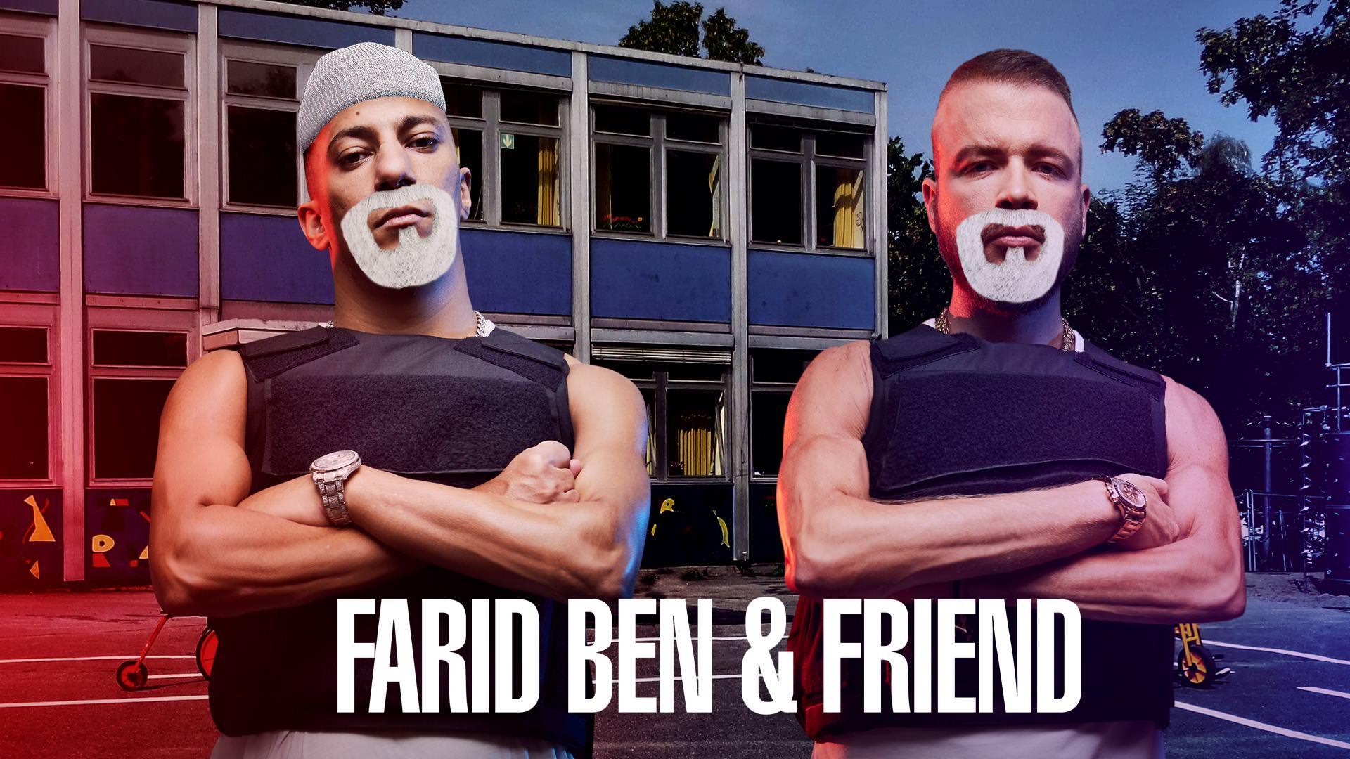 Farid Ben & Friend - JBG3 Disstrack