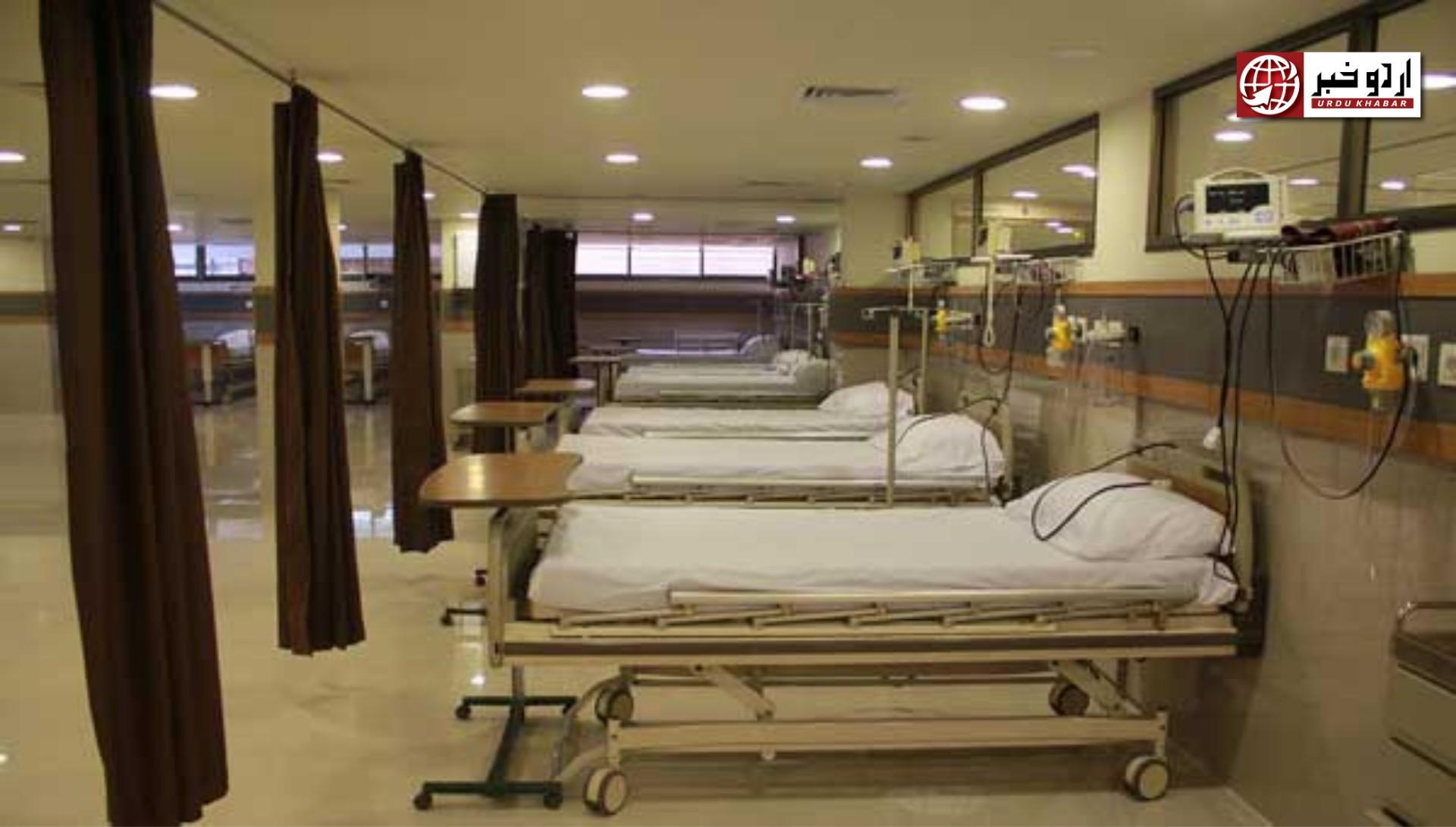 جناح اسپتال سے بجلی غائب، جنریٹر سے بجلی کا تسلسل