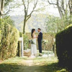 Ceremonie laique mariage exterieur My Green Event