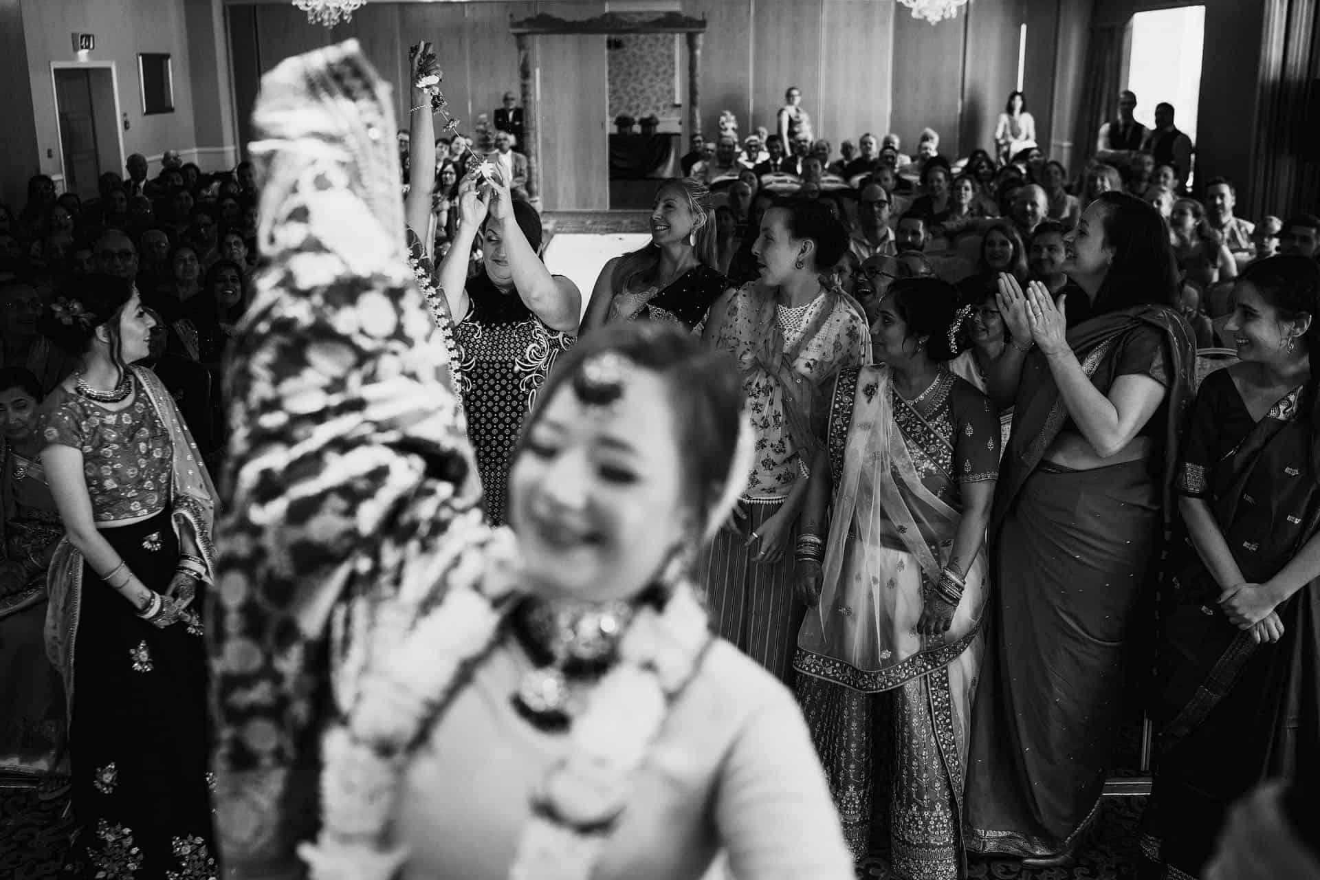shendish manor indian fusion wedding