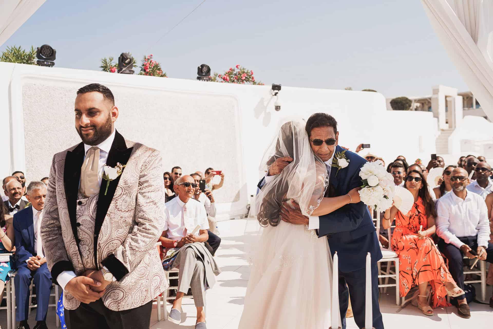 santo winery wedding photographer santorini