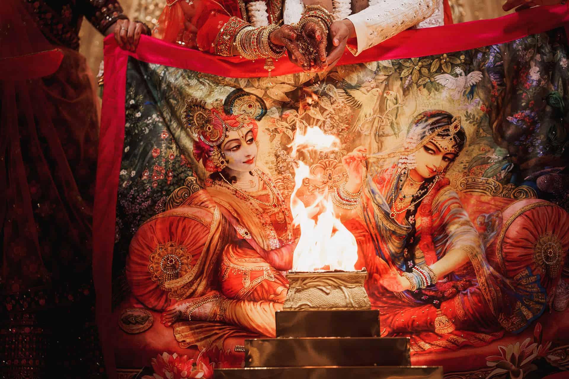 hilton wembley hindu wedding photography