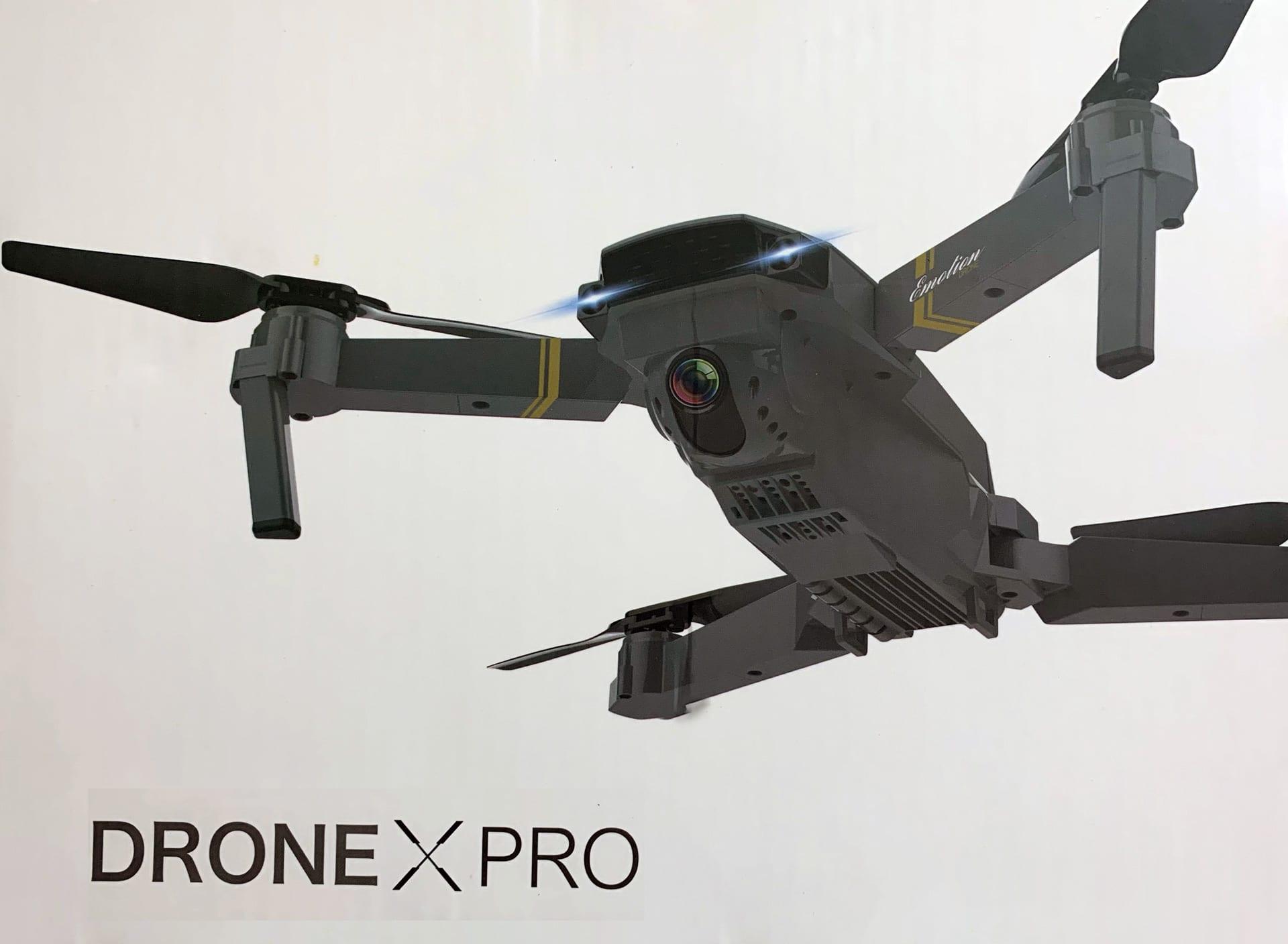 DroneX Pro Test deutsch
