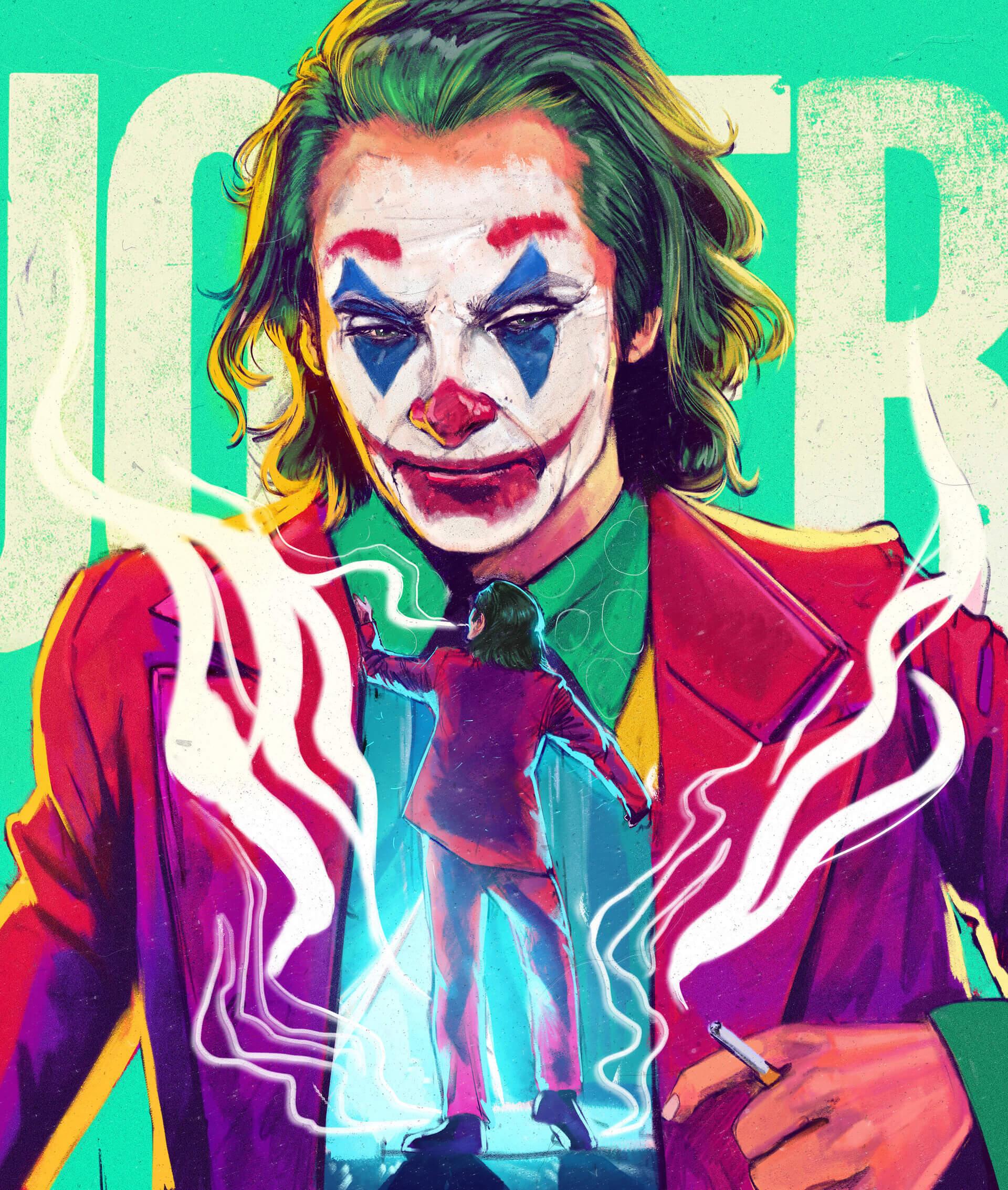 Daniela Lacerda – Joker Joaquin Phoenix
