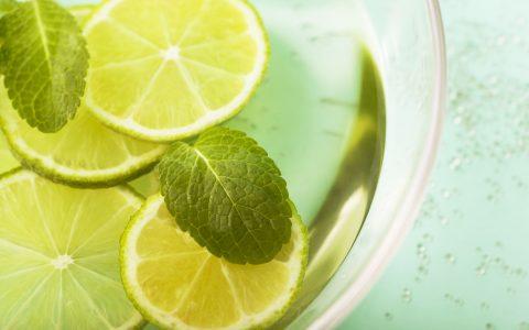 Напиток плоского живота:)